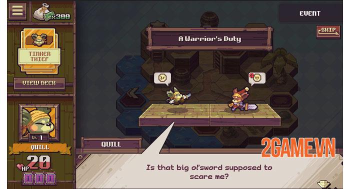 Cross Blitz - Game nhập vai thẻ bài giả tưởng đồ họa pixel đáng yêu 3