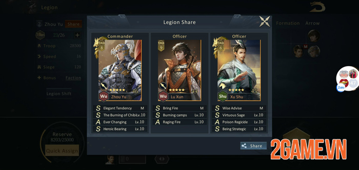 Hướng dẫn cơ bản về hệ thống kỹ năng trong Epic War: Throne 3