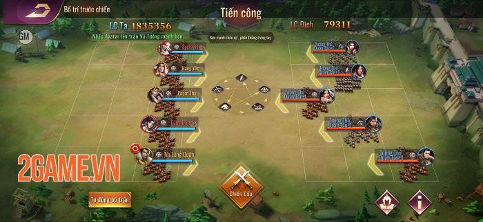 Mộng Chiến Quốc: Warring Kingdoms - Game SLG thế giới mở đồ họa full 3D 0
