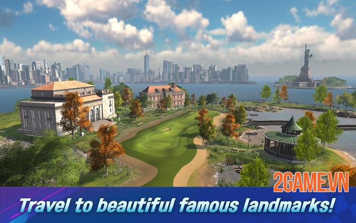 Golf Impact World Tour - Đơn giản nhẹ nhàng quý tộc của game thủ mobile 0