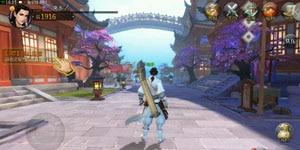 Bom tấn Kiếm Thế Mobile của Kingsoft bất ngờ lộ diện