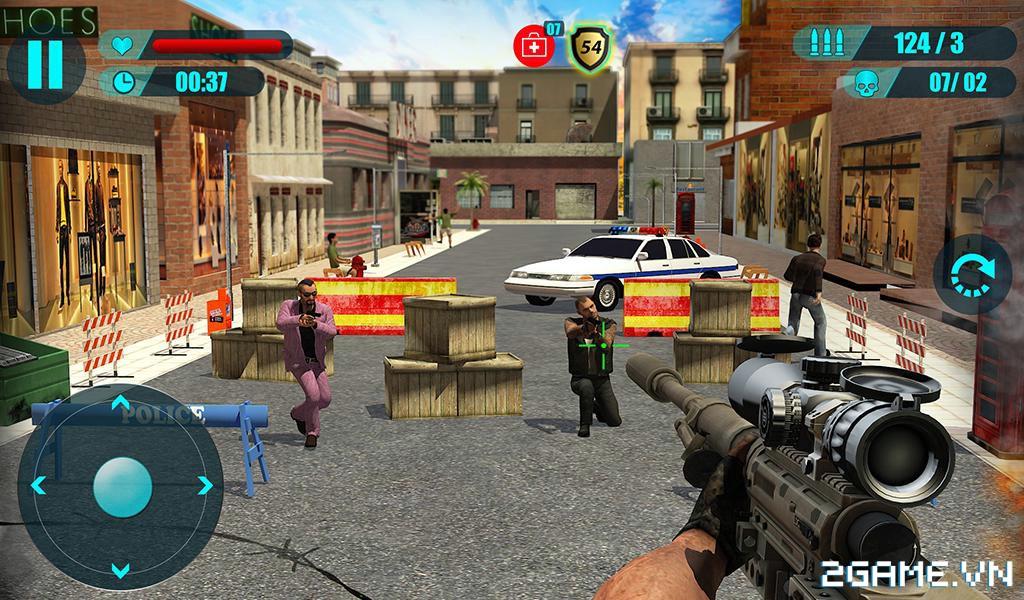 Cop Simulator 3D - Trở thành cảnh sát và giải cứu thế giới 0