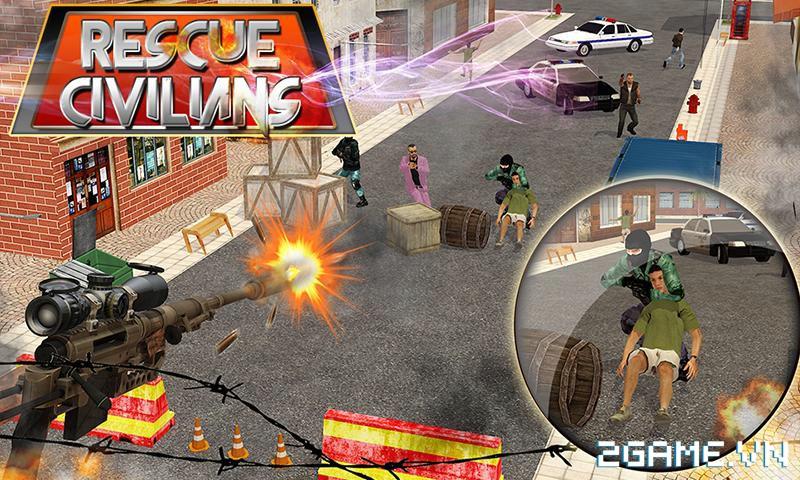 Cop Simulator 3D - Trở thành cảnh sát và giải cứu thế giới 4