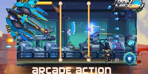Iron Mission – Game bắn máy bay cuộn màn hình thế hệ mới