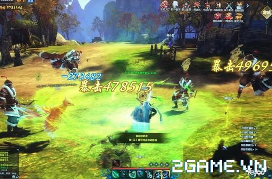 Top 5 game online dựa trên bộ tiểu thuyết kiếm hiệp của Kim Dung đáng chơi nhất 13