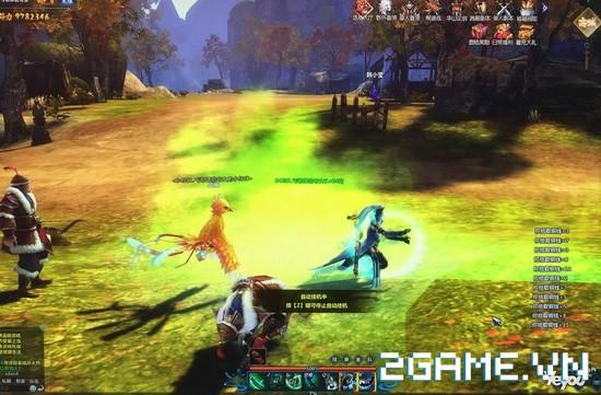 Top 5 game online dựa trên bộ tiểu thuyết kiếm hiệp của Kim Dung đáng chơi nhất 14