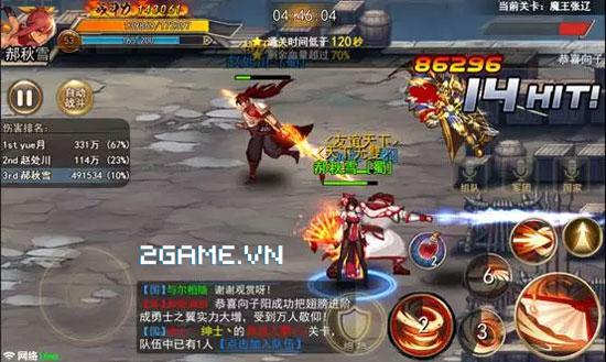 Top 6 game online đáng chú ý ở ChinaJoy 2016 (Phần 14) 13