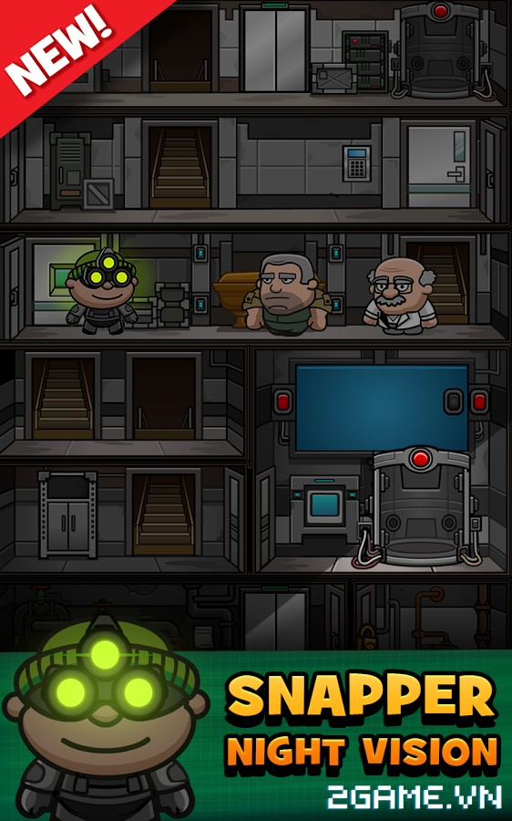 Bob The Robber 3 - Tựa game mobile mới này có thể tạo thành trào lưu trong thời gian tới đó! 0