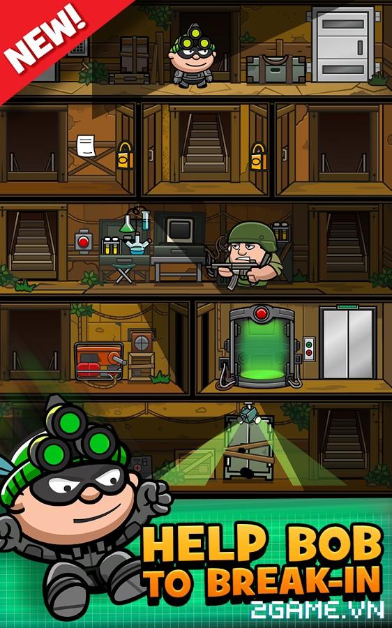 Bob The Robber 3 - Tựa game mobile mới này có thể tạo thành trào lưu trong thời gian tới đó! 1