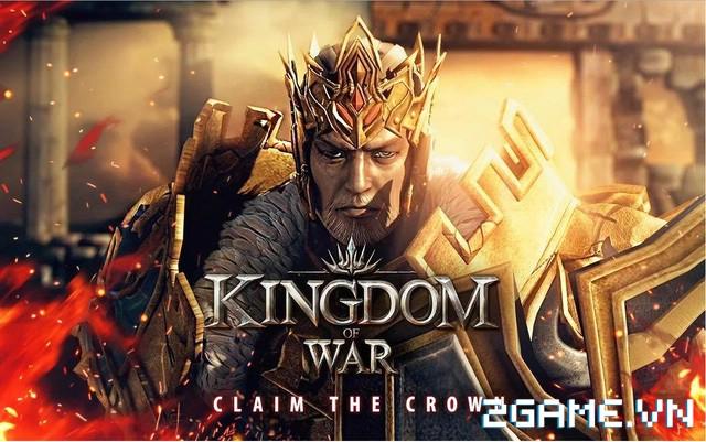 Kingdom Of War - Siêu phẩm game mobile của hãng GameVil Hàn Quốc 0