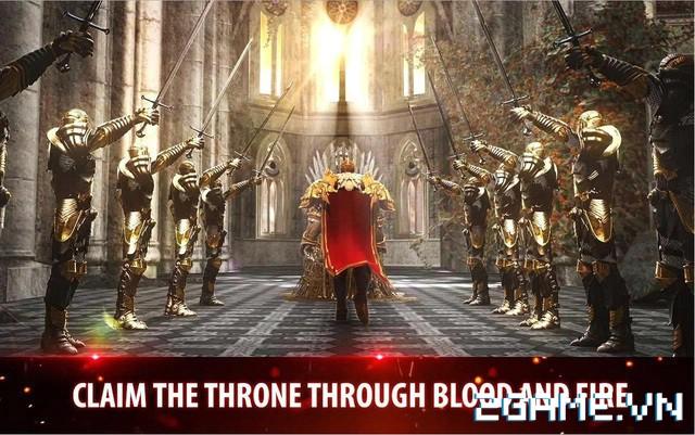 Kingdom Of War - Siêu phẩm game mobile của hãng GameVil Hàn Quốc 2