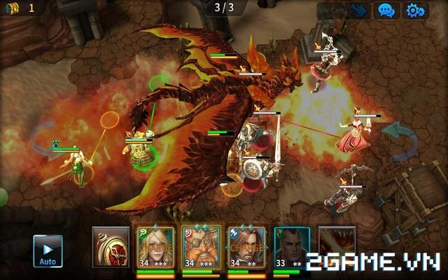 Kingdom Of War - Siêu phẩm game mobile của hãng GameVil Hàn Quốc 3