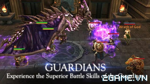 Kingdom Of War - Siêu phẩm game mobile của hãng GameVil Hàn Quốc 7
