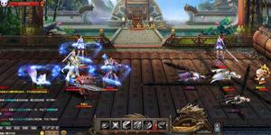 Bất Lương Nhân Web – Game MMORPG 2D chất lượng cao