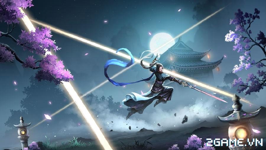 Top 5 game online dựa trên bộ tiểu thuyết kiếm hiệp của Kim Dung đáng chơi nhất 11
