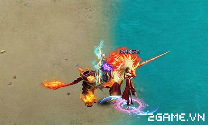 Top 5 game online dựa trên bộ tiểu thuyết kiếm hiệp của Kim Dung đáng chơi nhất 1