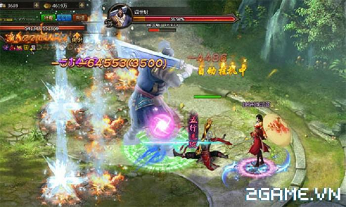 Top 5 game online dựa trên bộ tiểu thuyết kiếm hiệp của Kim Dung đáng chơi nhất 2