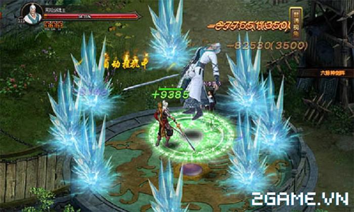 Top 5 game online dựa trên bộ tiểu thuyết kiếm hiệp của Kim Dung đáng chơi nhất 3