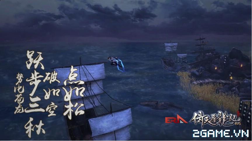 Top 5 game online dựa trên bộ tiểu thuyết kiếm hiệp của Kim Dung đáng chơi nhất 5