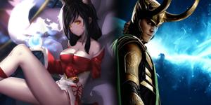 Mộng Vương Thần – Ahri và Loki phải chăng sẽ mãi không thuộc về nhau?
