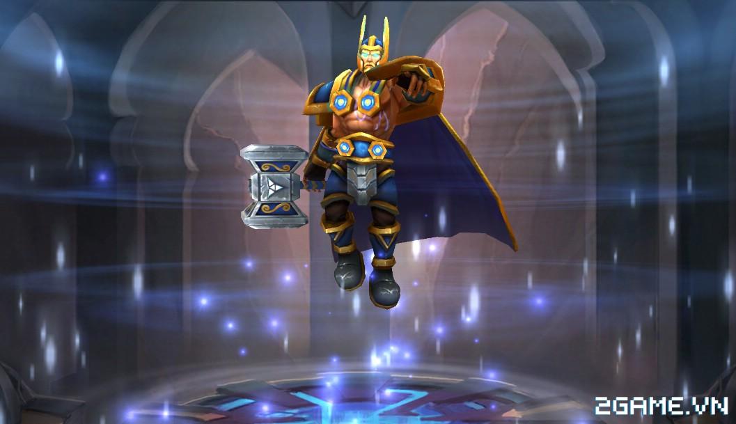 Anh Hùng Đại Chiến mobile – Tìm hiểu Tiêu Điểm Thor