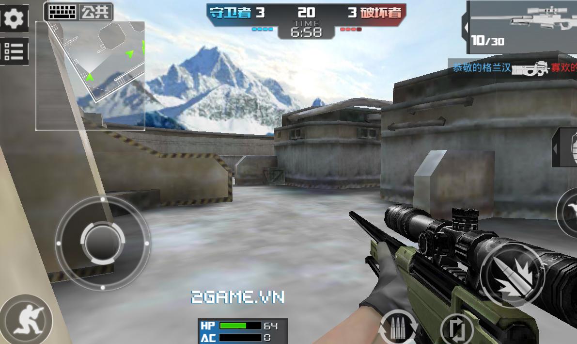 Đồ Long Ký, Mật Kích, Đông Phương Bất Bại, Phục Kích mobile là những dự án game mới của VTC 7