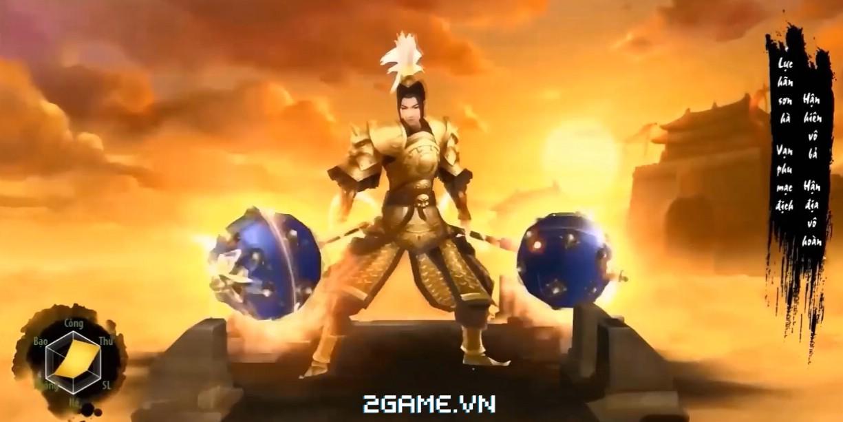 Võ Lâm Truyền Kỳ 1 mobile chính thức ra mắt tại Việt Nam 1