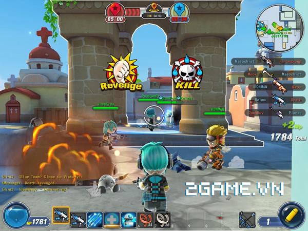 Game bắn súng Avatar Star bất ngờ được VTC Game hồi sinh 0