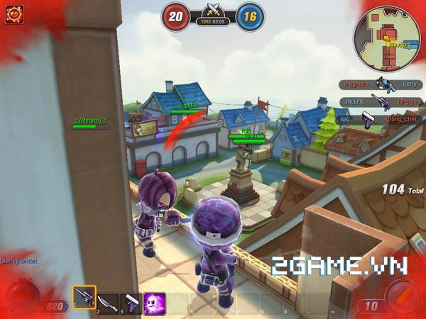 Game bắn súng Avatar Star bất ngờ được VTC Game hồi sinh 2