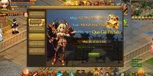 Tặng 410 giftcode game Hiệp Khách Giang Hồ Web