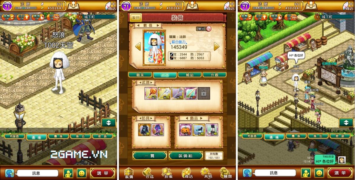 Top 3 game mobile Nhật, Hàn có khả năng được Garena đưa về Việt Nam 2