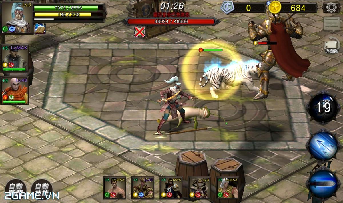 Top 3 game mobile Nhật, Hàn có khả năng được Garena đưa về Việt Nam 11