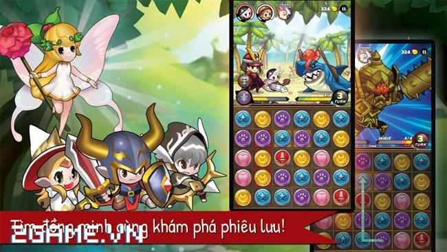Puzzle Guardians: Chơi game xếp hình phong cách nhập vai bạn đã thử chưa? 2
