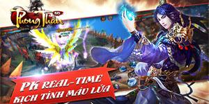 """Phong Thần 3D: Game PK """"gia truyền"""" từ đời PC lên mobile"""