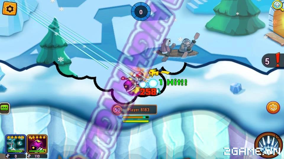 """GunGun Online: Đơn giản trong thiết kế mà """"max phê"""" trong chế độ chơi 2"""
