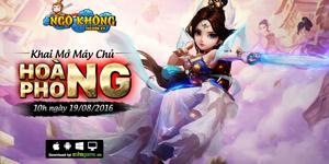 Tặng 510 giftcode game Ngộ Không Truyền Kỳ