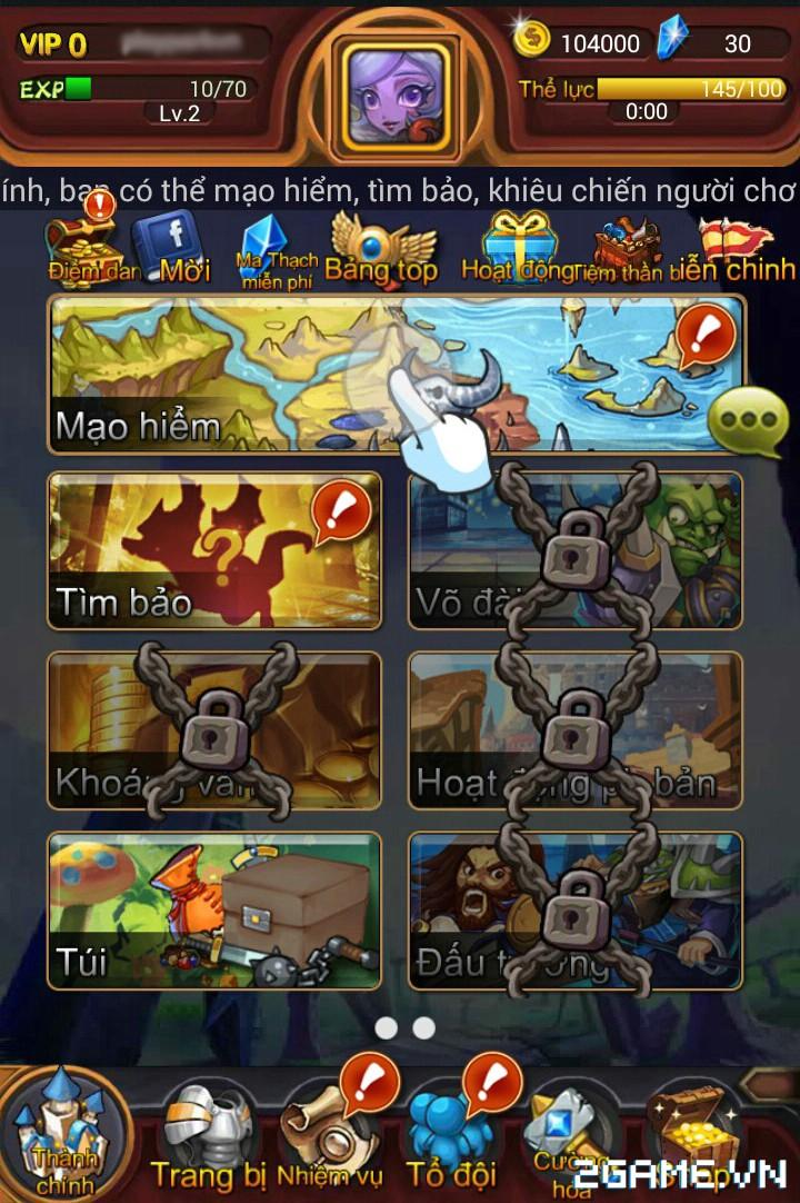 Game mới Vua Trò Chơi gây ấn tượng với lối chơi đấu thẻ bài kết hợp với đánh bài