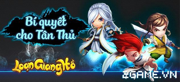 Loạn Giang Hồ – Tìm hiểu những Bí Kíp khi chơi game