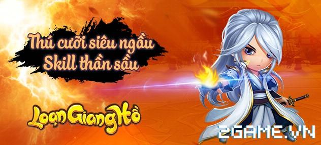 Loạn Giang Hồ - Thú Cưỡi Siêu Ngầu - Skill Thần Sầu 0