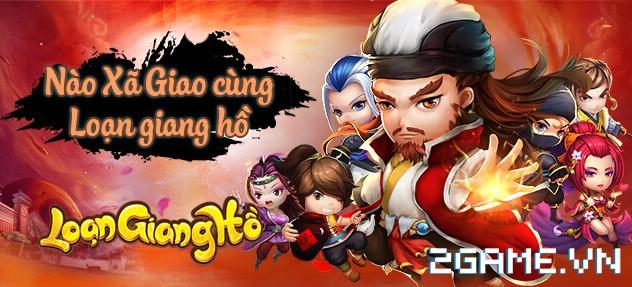 Loạn Giang Hồ - Nào Cùng Xã Giao Cùng Loạn Giang Hồ 0