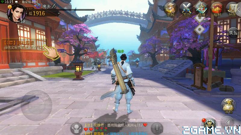 17 game online mới chuẩn bị ra mắt làng game Việt vào thời gian tới 7