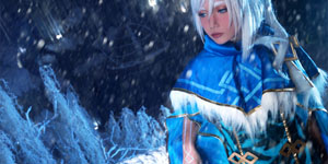 Bộ ảnh cosplay Taliyah Freljord đẹp mê hồn