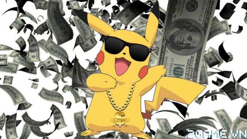 Điểm qua một số cách có thể kiếm tiền từ Pokemon GO 1