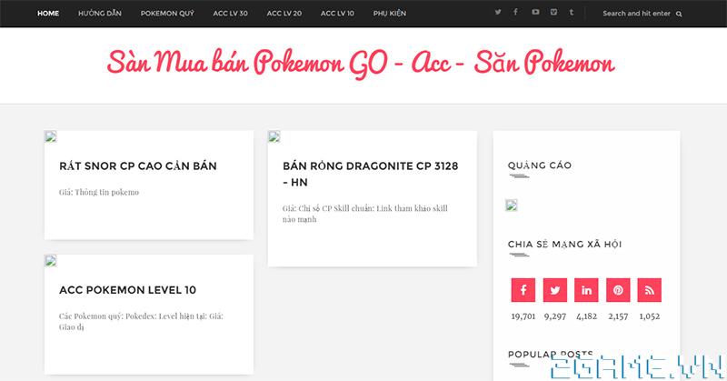 Điểm qua một số cách có thể kiếm tiền từ Pokemon GO 2