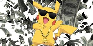 Điểm qua một số cách có thể kiếm tiền từ Pokemon GO