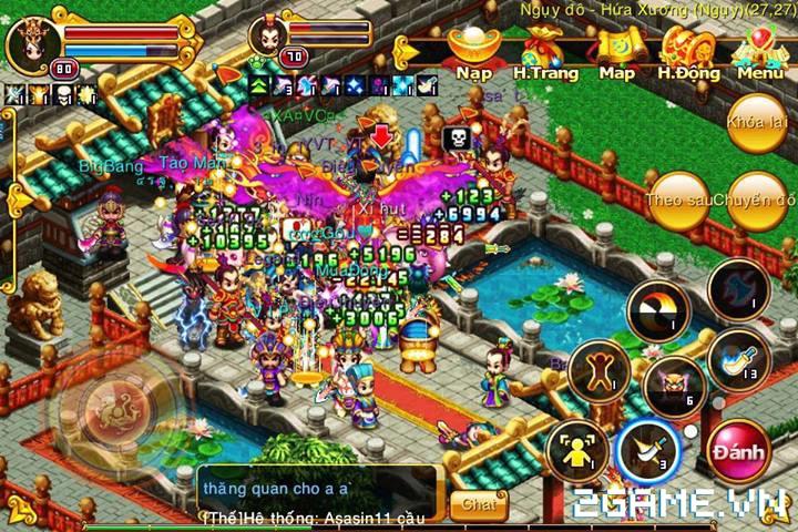 Phải đến tháng 10 VTC Mobile mới chịu ra mắt game Minh Châu Tam Quốc