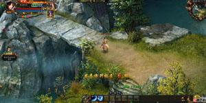 Hồng Đồ Bá Nghiệp – Webgame nhập vai 2D đậm chất hoài cổ
