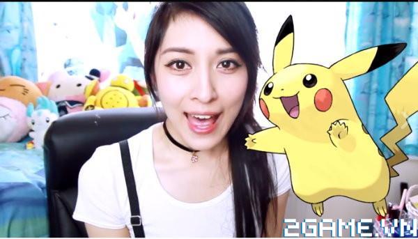 Cô gái này có khả năng giả giọng bất kỳ nhân vật nào trong Pokemon GO đó mọi người! 0