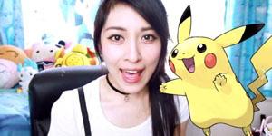 Cô gái này có khả năng giả giọng bất kỳ nhân vật nào trong Pokemon GO đó mọi người!