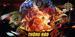 Tặng 800 giftcode game Anh Hùng Đại Chiến